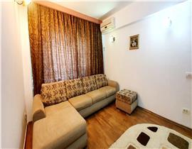 Apartament 3 camere central Otopeni, mobilat si utilat