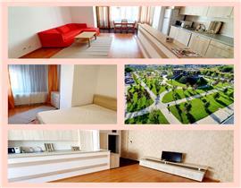 Chrie: Ap. 3 camere, Otopeni Bridge, 90mp, 2  bai, complex cu parc