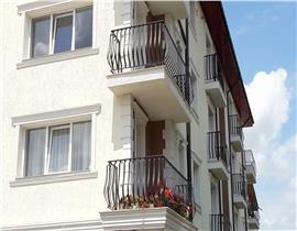 Apartament 2 camere Otopeni, loc parcare, terasa mare, bloc nou