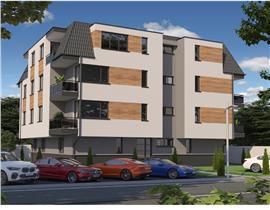 Apartament 2 camere 69.87 mp, Otopeni, langa Profi, loc parcare oferit gratuit