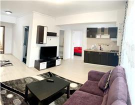 Apartament Otopeni, nou,mobilat si utilat, 2 locuri parcare, langa Parcul Unirii