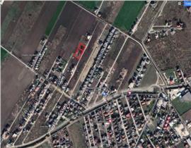 Lot teren intravilan Otopeni Odai, Constantin Brancoveanu, 368mp, drum acces 8ml