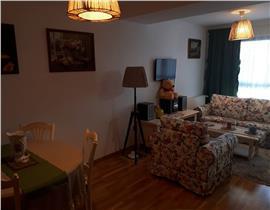 Apartament 2 camere Grand Residencia Otopeni, utilat si mobilat lux