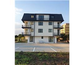 Apartament cu 2 camere in Otopeni, 35mp curte, loc parcare inclus