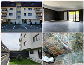 2 camere Aviator Residence 2 Otopeni, curte 78 mp, 50m de parc