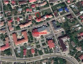 SNAGOV/GHERMANESTI - Lot casa 552mp, ultracentral, toate utilitatile