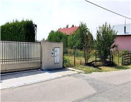 Teren Corbeanca Ostratu, strada Margaritarului, asfaltata cu utilitati